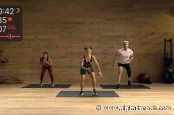 Apple announces Fitness+ workout service