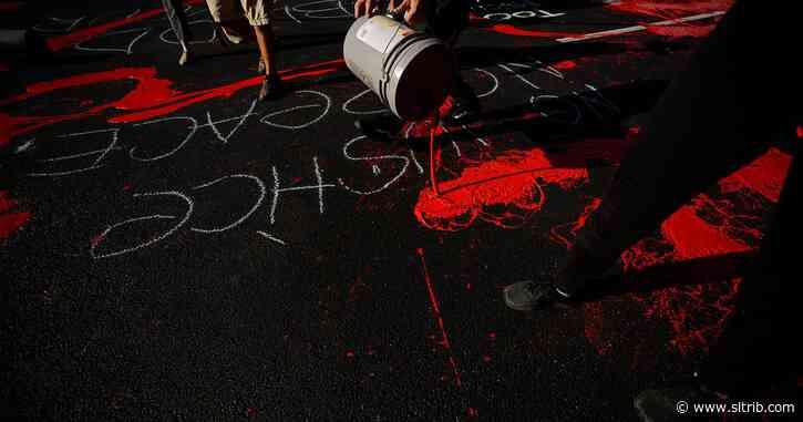 Utah Legislature to study strengthening the state's riot statute