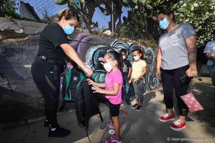 Long Beach To Launch New Outdoor After-School Program In October