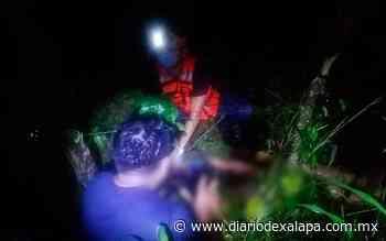 Muere motociclista en carretera de Misantla - Diario de Xalapa