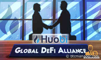Huobi's DeFi Alliance Welcomes 10 New Members, Including Aave, Curve, Synthetix - BTCMANAGER