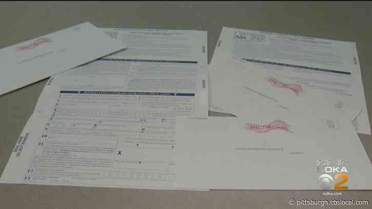 Mail-In Ballots Can't Be Be Rejected Over Signature, Pennsylvania Department Of State Says