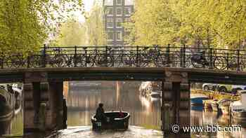 Amsterdam's most unusual canal tour