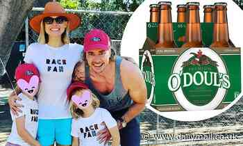 Kristen Bell says daughters drink Dax Shepard's alcohol-free beer