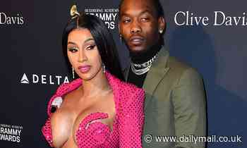 Cardi B files for divorce from rapper Offset (and it looks set to get nasty)