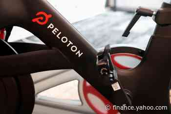 Peloton shares drop, then rebound on Apple's Fitness+ announcement
