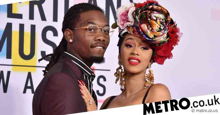 Cardi B 'files for divorce' from husband Offset three years after secret wedding
