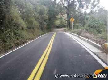 Rehabilitadas vías de Quipile, Cundinamarca - Noticias de Cundinamarca en Día a Día - Noticias Día a Día