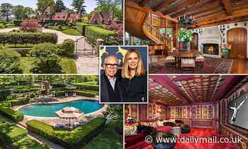 Tommy Hilfiger puts his Greenwich estate on market for $47.5m