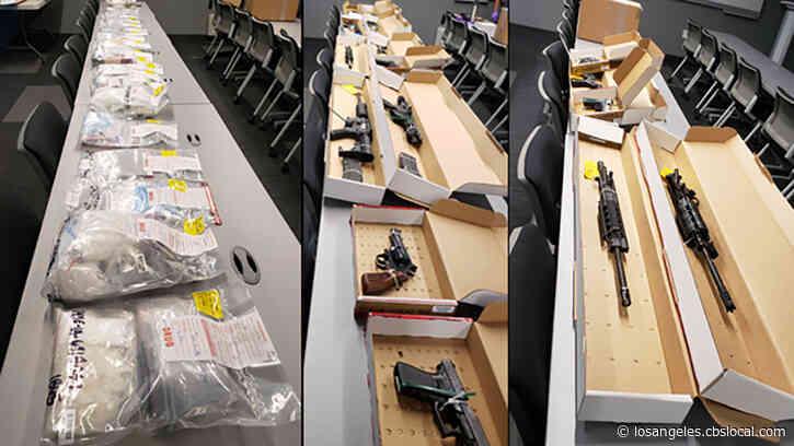 FBI's 'Operation Black Phoenix' Arrests 18 In Drug, 'Ghost Gun' Investigation