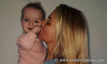 Gemma Atkinson vents about baby Mia in funny video