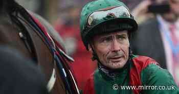 Legendary jockey and 12-time European Classic winner Pat Smullen dies aged 43