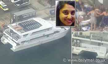 Fresh twist in case of Sydney mother-of-two who died in the bathroom of a party boat the Lady Rose
