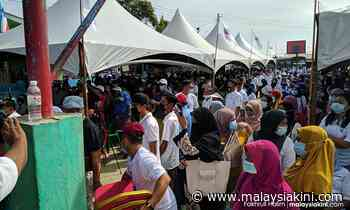 Covid-19 infectivity in Sabah briefly exceeded M'sia's pre-MCO levels - Malaysiakini