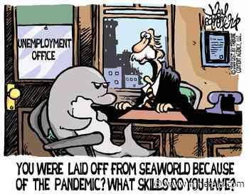 Weatherford cartoon: Pandemic unemployment - New Jersey Herald