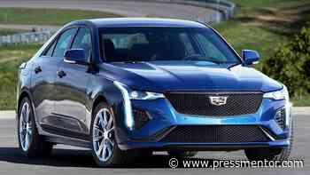 Test Drive column: All-new 2020 Cadillac CT4-V - Newton Press Mentor