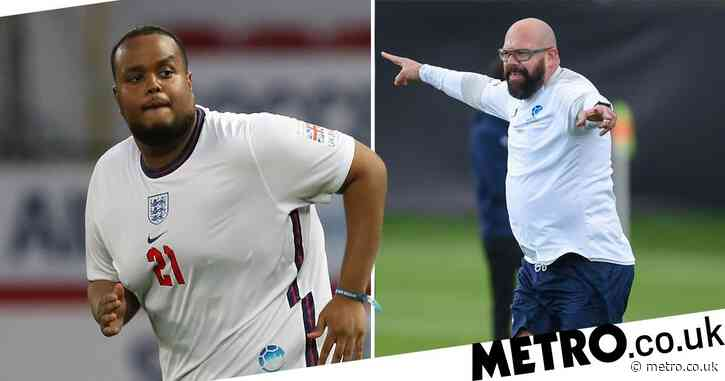 Soccer Aid hit with Ofcom complaints over Clive Tyldesley's 'fat-shaming' commentary about rapper Chunkz