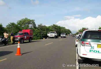 No hubo retén ilegal en Agua de Dios: Policía le responde a Herbin Hoyos - RCN Radio