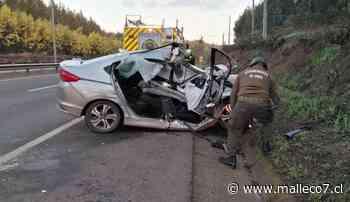 Profesional de Angol falleció en accidente en la ruta Cinco Sur - Malleco7