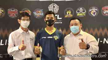 Idemitsu sponsors Sepak Takraw League and ATM Guardians - Stadium Astro