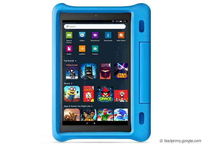Amazon Fire for Kids is now called Amazon Kids and Kids+, gets new features