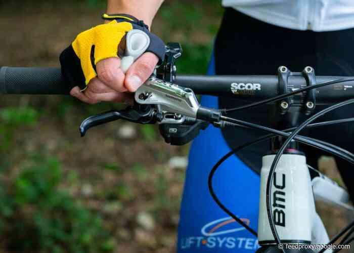 Spirgrips Plus award wining ergonomic bike handles