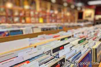 Vinyl Now Outsells CDs