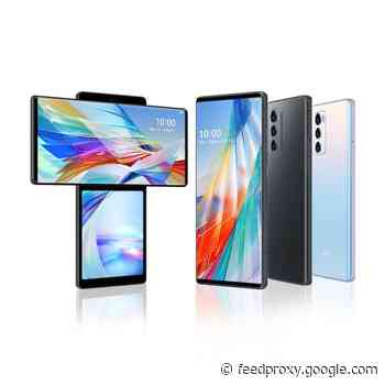 LG Wing folding smartphone gets official