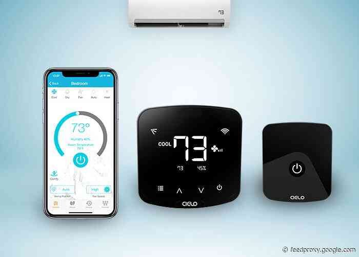 Cielo Breez Smart AC Controllers: Make Any Air Conditioner or Heat Pump Smart