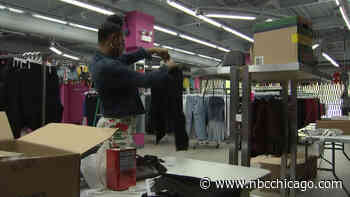 Bronzeville Store Reopens Following Devastating Looting