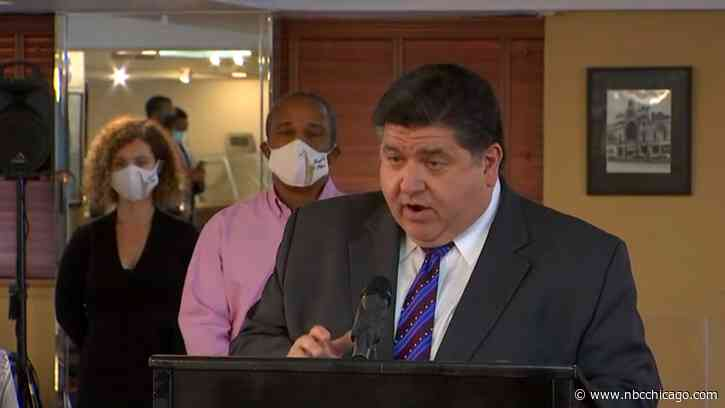 Pritzker Warns of Cuts, 'Nightmare Scenario' If Federal Government Doesn't Step In