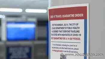 Chicago Drops Several States From Quarantine List as City Issues Warning on Wisconsin