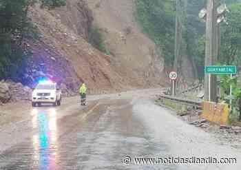 Un muerto dejó grave accidente en la vía a Guayabetal, Cundinamarca - Noticias Día a Día