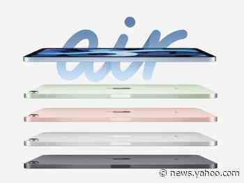 Apple's new $599 iPad Air will come with a sleek, new form of Touch ID that we may see in future iPhones