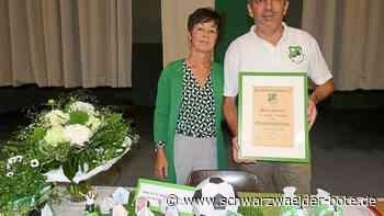 Triberg: Vereinsmensch mit Leib und Seele - Triberg - Schwarzwälder Bote