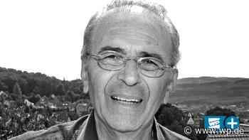 Menden: Dr. Nabil Malhas ist mit 84 Jahren verstorben - WP News