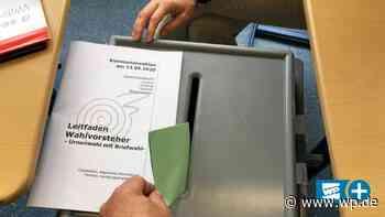 Wahl-Panne in Menden: Falsche Stimmzettel ausgegeben - WP News