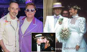 Legal battle between Elton John and ex-wife Renate Blauel could be settled out of court