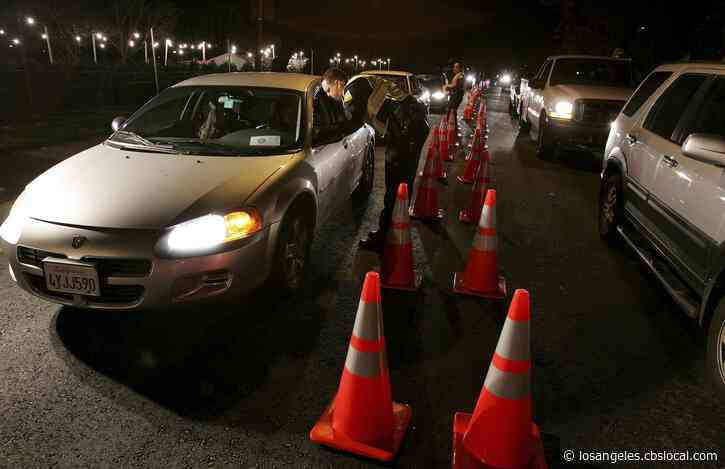 California Bill Would Allow DUI Charges To Be Dismissed