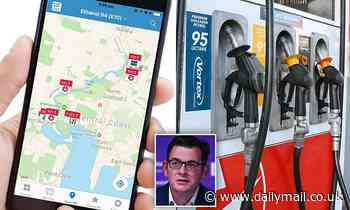 Australians can check nearby petrol prices on an app to hunt for cheapest deals