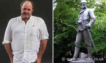 Controversial statues should be placed in a 'museum of colonialism', leading historian claims