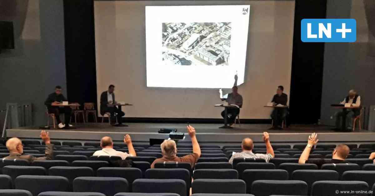 Kleines Theater Wahlstedt: Sanierung wird wohl deutlich aufwendiger - Lübecker Nachrichten