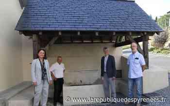 Lescar: la cité retrouve son lavoir du chemin de Bénéharnum - La République des Pyrénées