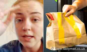 McDonald's worker reveals pet peeves about night shift - why you shouldn't order a McChicken at 4am