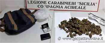 Aci Catena, a casa tutto l'occorrente per spacciare: arrestato un 42enne - Gazzettinonline