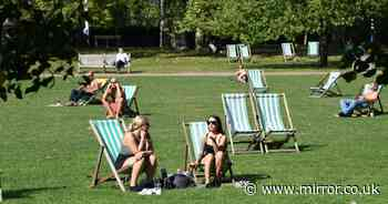 Brits to sizzle in final day of heatwave across UK before temperatures drop