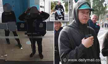 Jarrod Elphick has been sentenced after stealing money from wheelchair bound man at Sydney ATM
