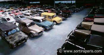 Journées du Patrimoine 2020 au conservatoire Citroën à Aulnay-sous-Bois (93) - sortiraparis