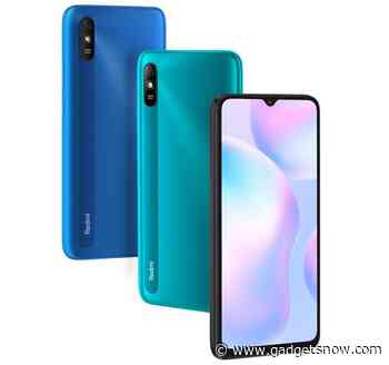 Xiaomi Redmi 9A with 5,000mAh battery to go on sale today via Amazon