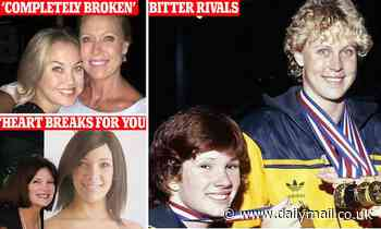 Jaimi Kenny death: Touching tribute from Lisa Curry's fierce swimming rival
